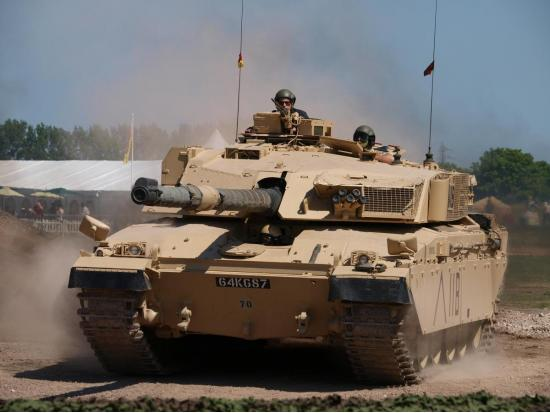 FV4030/4 Challenger. Основной Боевой Танк. (Англия)