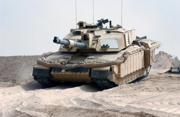 Challenger 2. Основной боевой танк. (Англия)