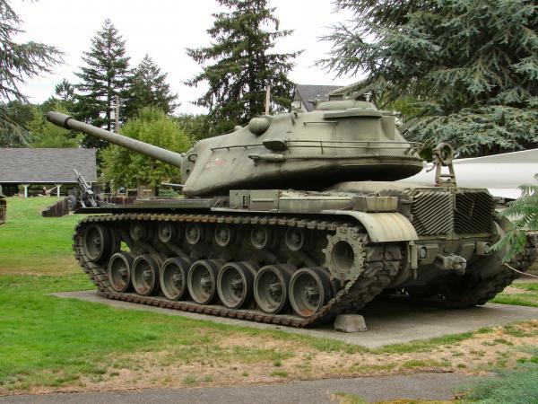 M103. Тяжелый танк. (США)