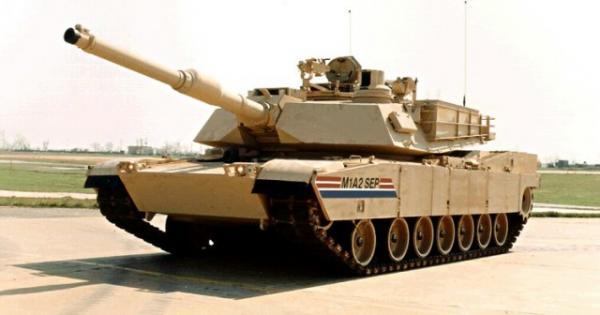 M1 Abrams. Основной Боевой танк. (США)