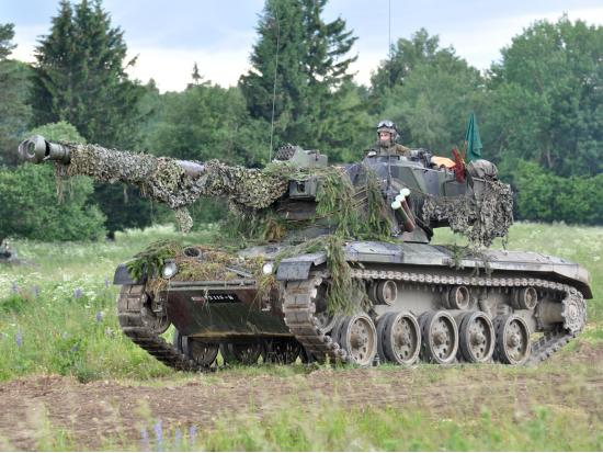 Steyr SK 105. Легкий танк. (Австрия)