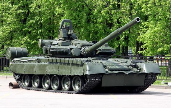 Т-80. Основной боевой танк. (СССР-Россия-Украина)