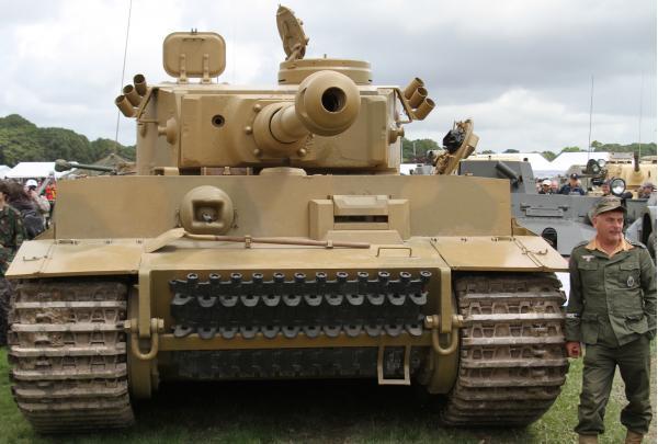 """""""Tiger I"""" , """"Тигр"""". Тяжелый танк. (Германия)"""