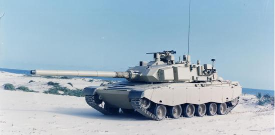 Engesa EE-T1 Osório. Основной боевой танк. (Бразилия)