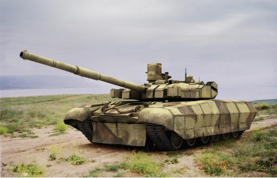 БМ «Оплот». Основной боевой танк. (Украина)