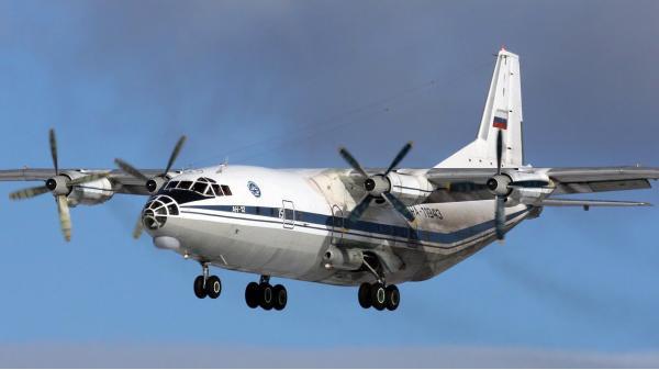 Ан-12. Транспортный самолет. (СССР)