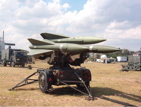 MIM-23 HAWK. ЗРК. (США)