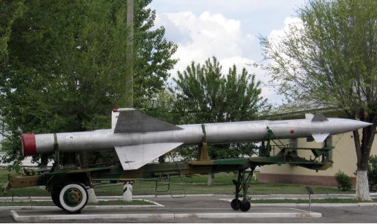С-25 «Беркут». ЗРС. (СССР)