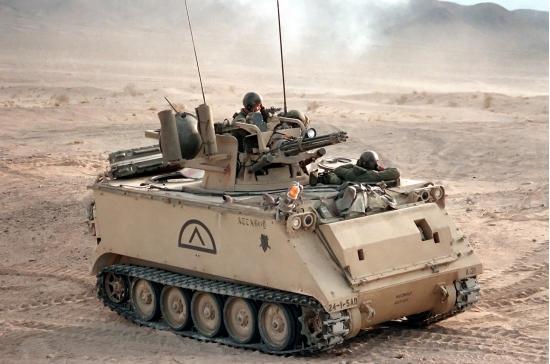 M163. Зенитная самоходная установка. (США)